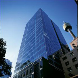 135 King Street Office Tower and Glasshouse Retail Centre, Sydney CBD