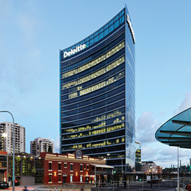 Eclipse Tower, Parramatta