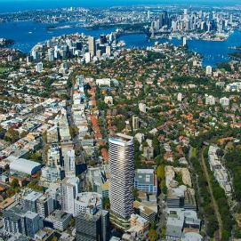 Site Amalgamation for Tower Development, Sydney's North Shore
